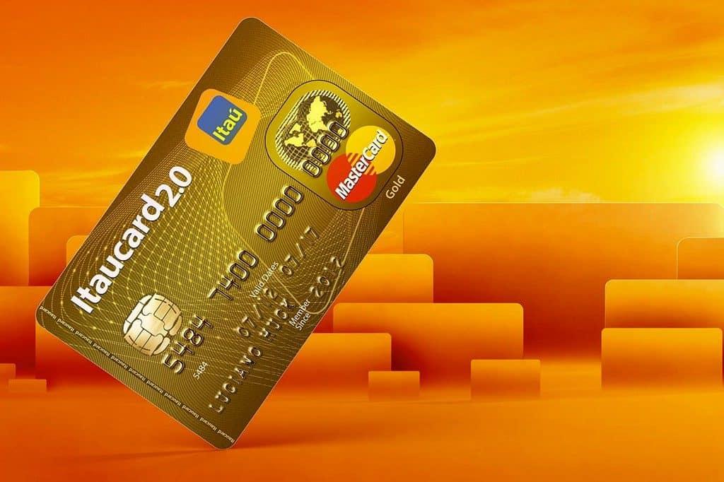 Os 12 melhores cartões sem anuidade - Itaucard 2.0 Gold
