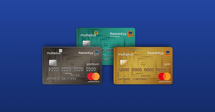 Os 12 melhores cartões sem anuidade - Multiplus Gold