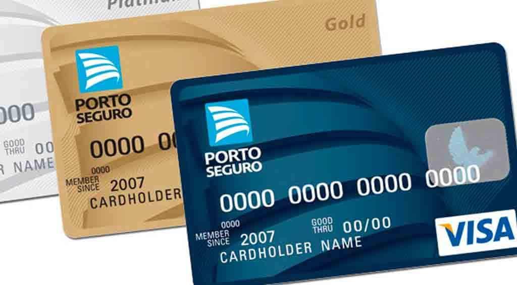 Os 12 melhores cartões sem anuidade - Porto Seguro