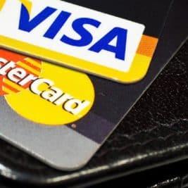 Top 5 cartões de crédito