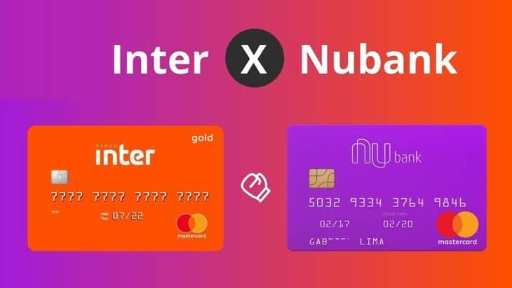 nubank é melhor que o banco inter