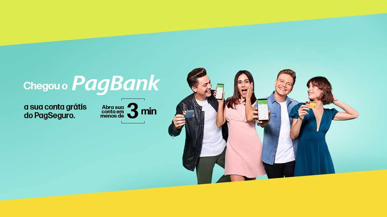 PagBank concorrente nubank
