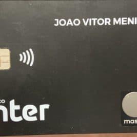 Banco Inter lança cartão com pagamento por aproximação, como Nubank