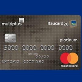 Cartão de crédito Multiplus Itaucard está com anuidade grátis em promoção