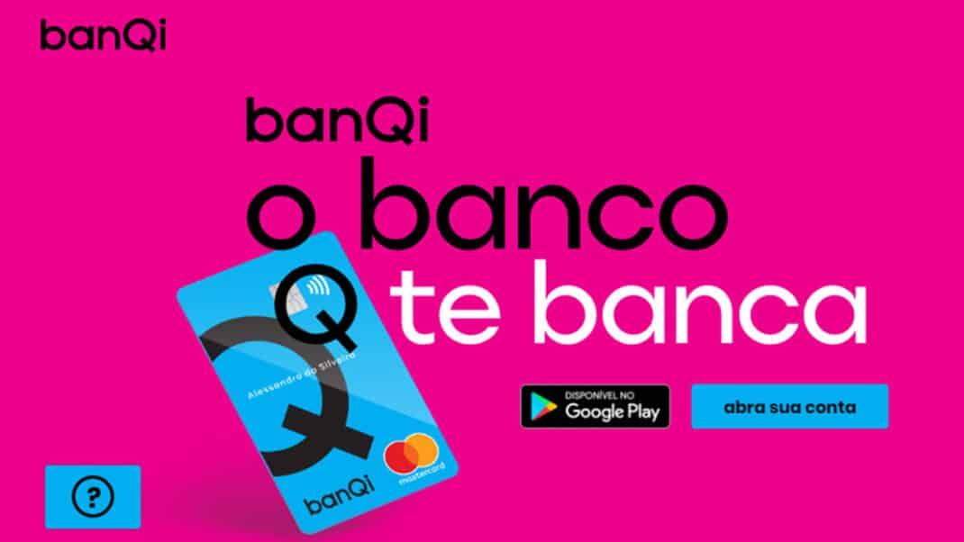 BanQi é a nova conta digital, concorrente do Nubank, com cartão de crédito e saques gratuitos