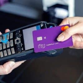 C6 Bank, Neon e Nubank têm cartão contactless para débito e crédito