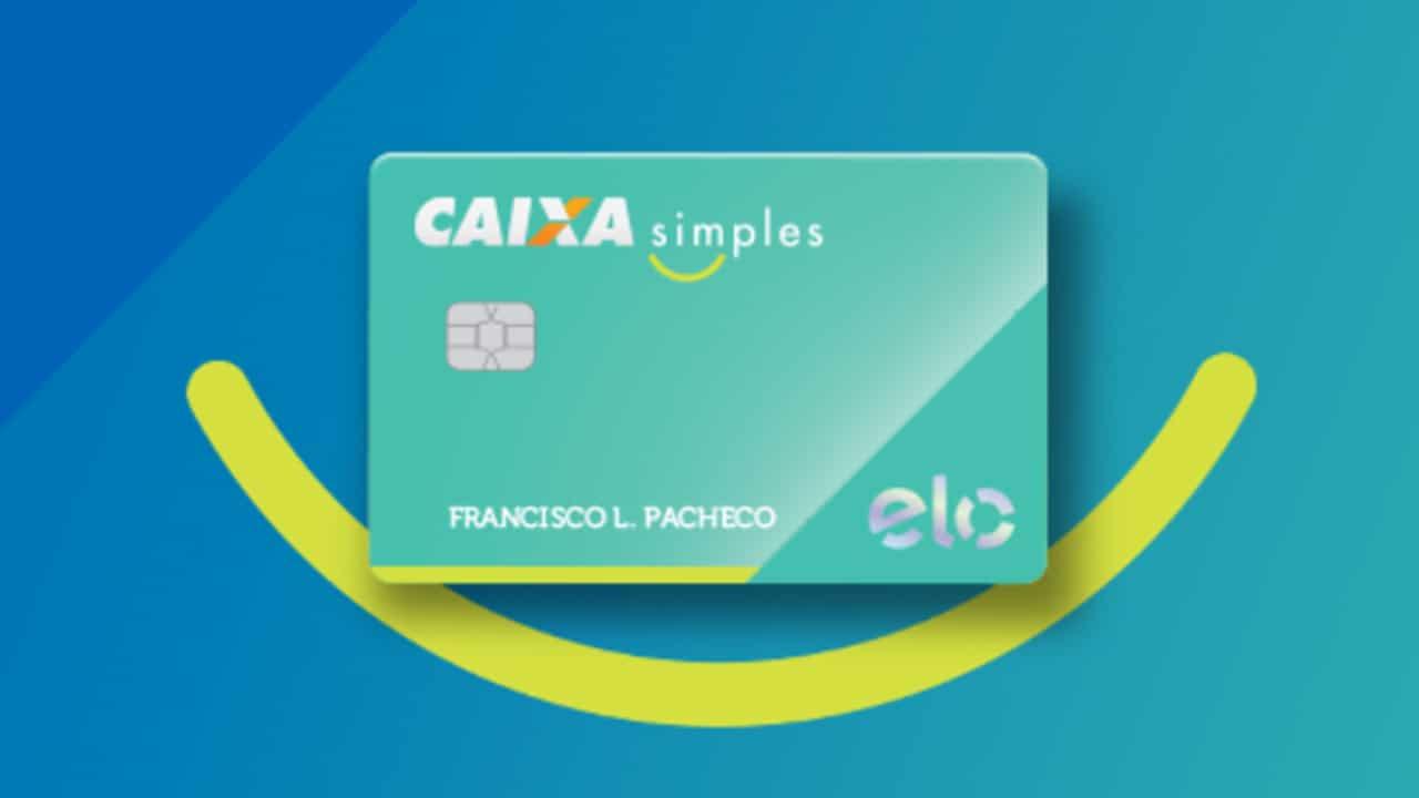cartão de crédito Caixa Simples - 5 Cartões de fácil aprovação na crise do coronavírus