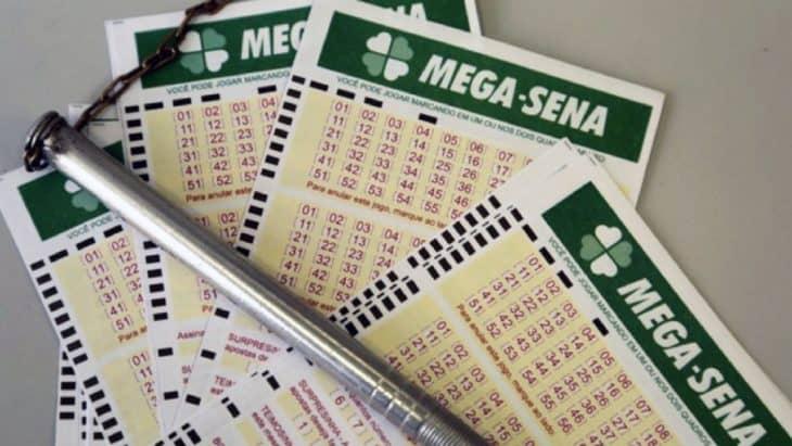 Mega-Sena concurso 2160: confira as dezenas sorteadas