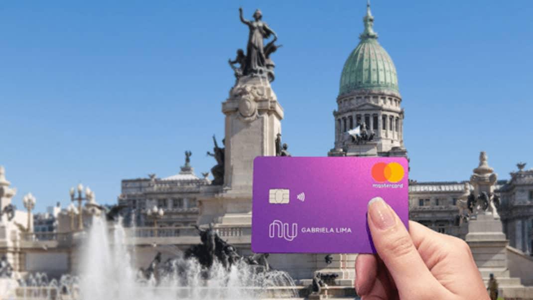 Nubank dá mais um passo para internacionalização e chega à Argentina