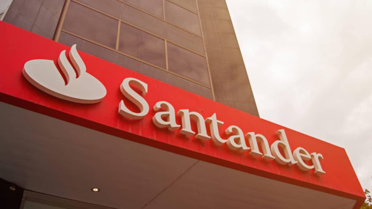 Santander lança campanha de renegociações de dívidas em até 12 vezes sem juros
