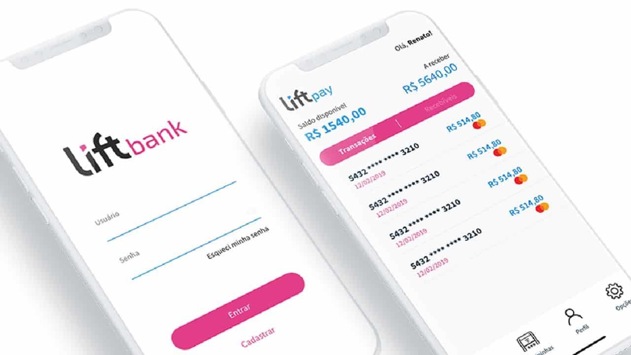 LiftBank oferece tarifa zero em agosto em nova conta digital para empreendedores