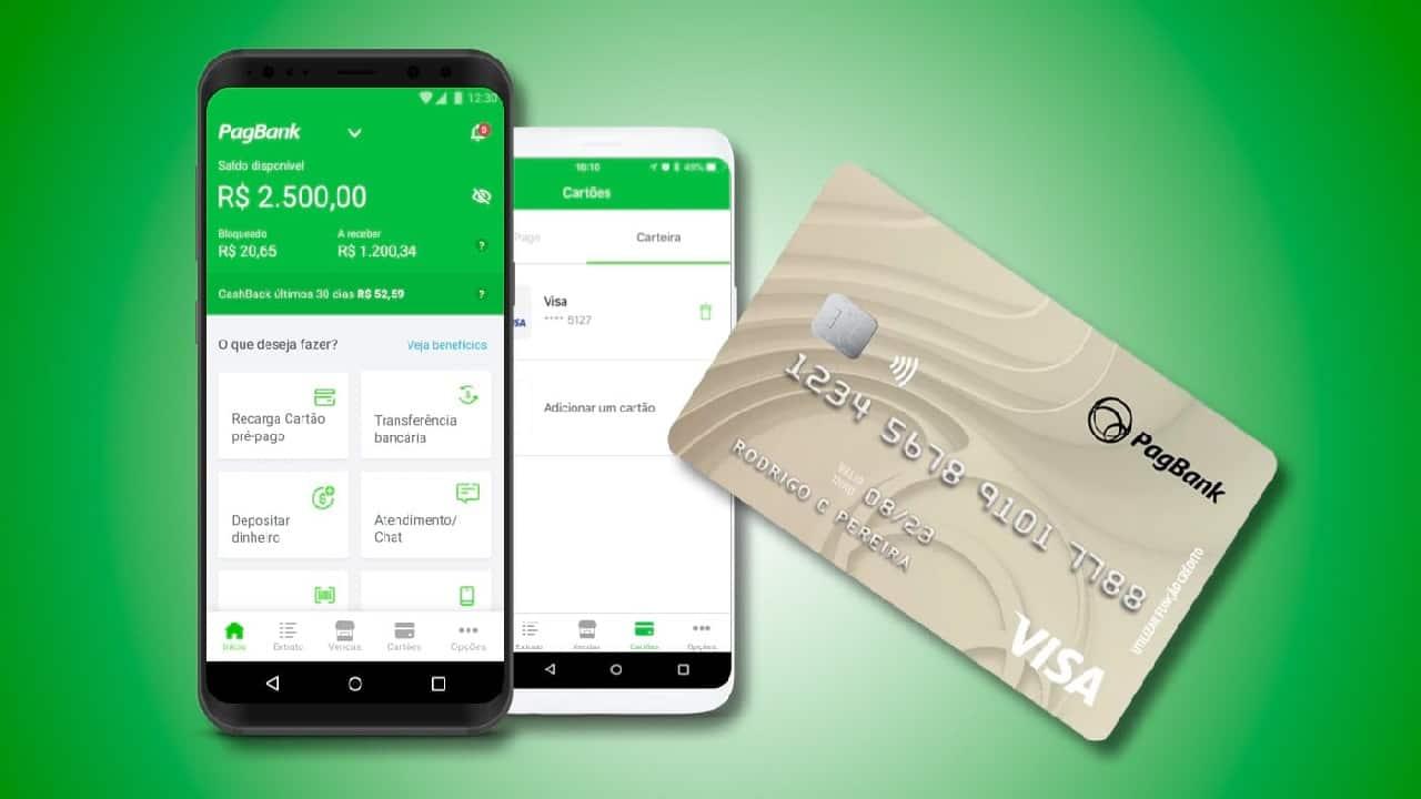 PagBank libera conta digital para MEI e pequenos empresários mesmo com restrição no SPC e Serasa