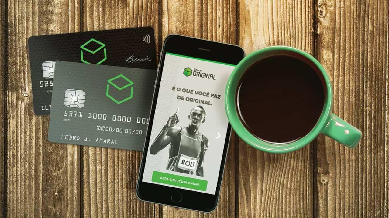Banco Original lança nova conta