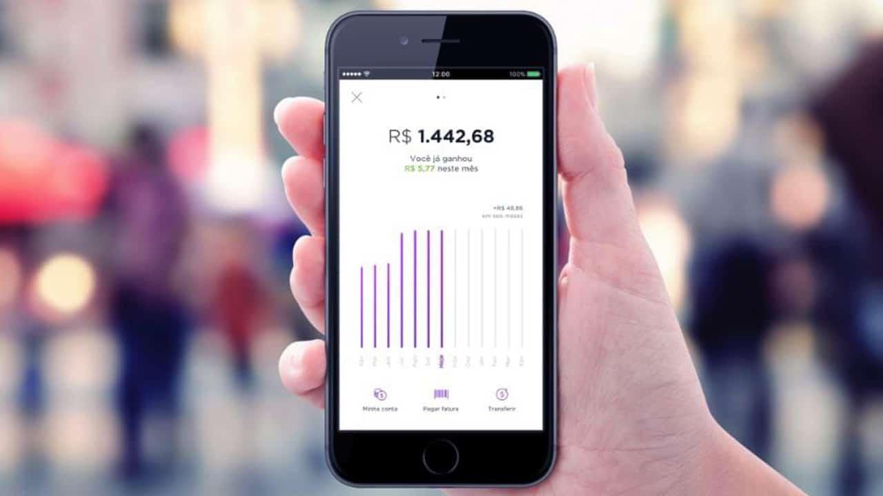 Quais são as opções de investimento na NuConta que rendem mais que a poupança?