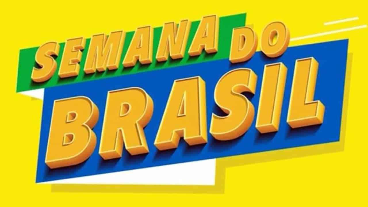 Semana do Brasil: Se você quer comprar algo caro, espere até setembro, entenda!