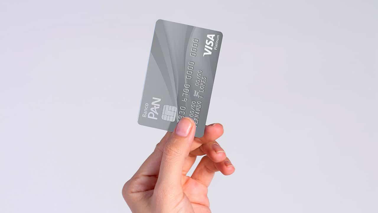 Banco Pan oferece todos os cartões de crédito com ZERO anuidade, saiba como solicitar