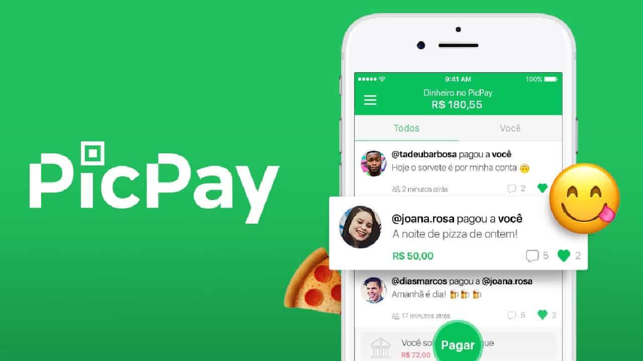 Conta Universitária PicPay: 10% de dinheiro de volta em cashback para você