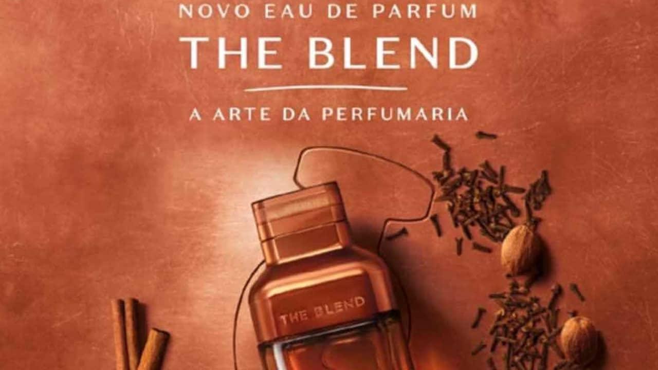 O Boticário está dando milhares de kits da fragrância The Blend Eau de Parfum para o Dia dos Pais?