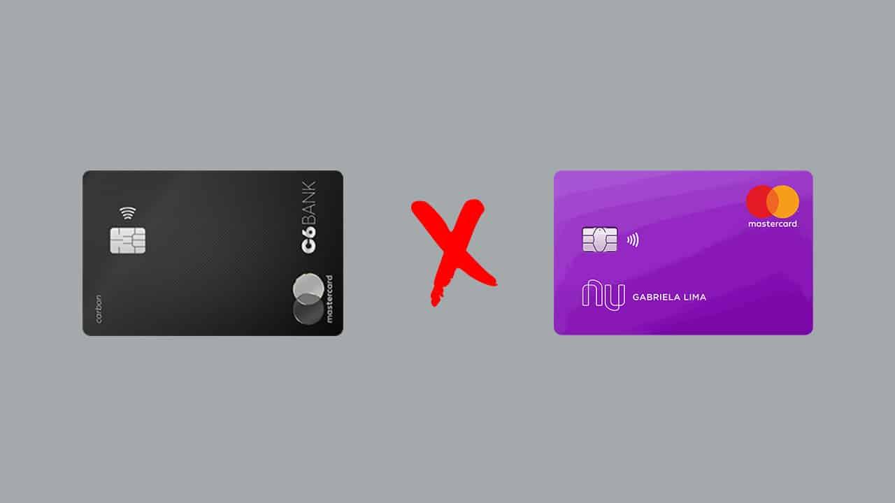 C6 Bank conta com dois diferenciais sobre o Nubank: saques gratuitos e opção de pedágio sem filas