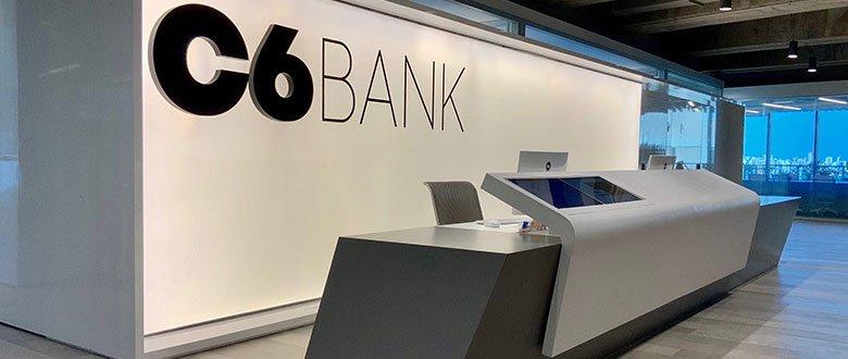 C6 Bank oficialmente lançado