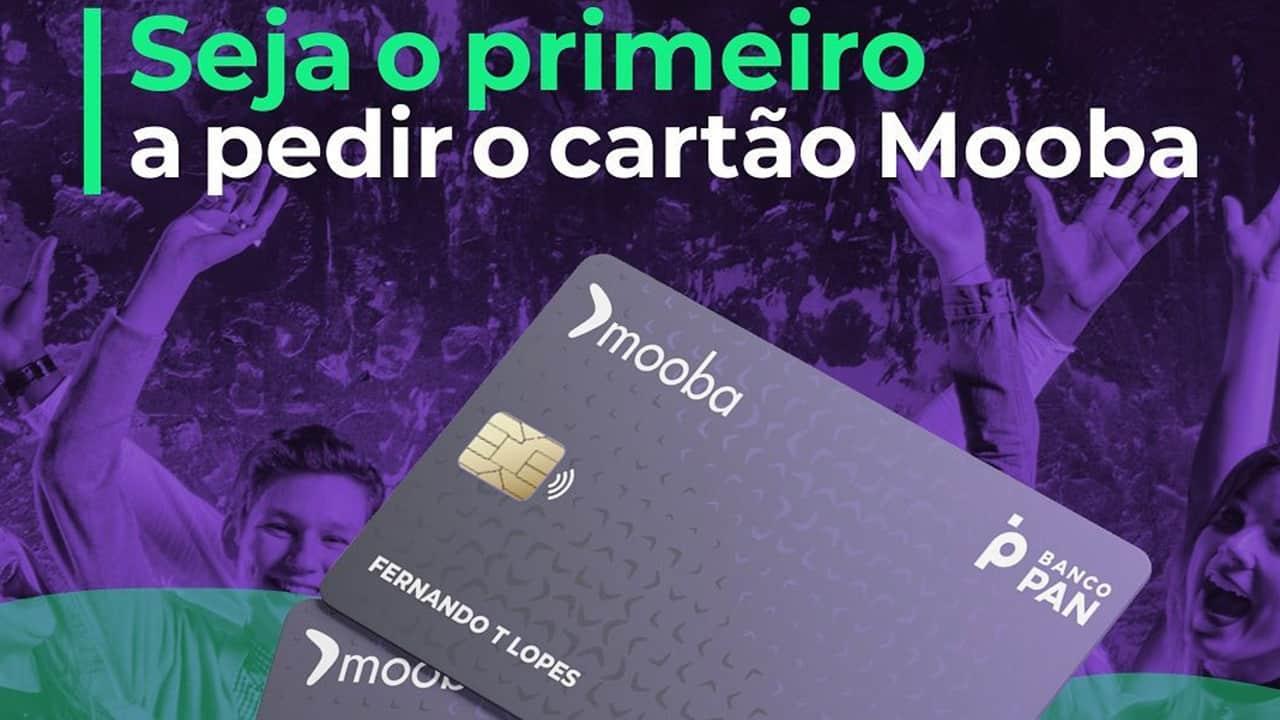Garanta anuidade zero do cartão Mooba e receba dinheiro de volta de até 25% em todas as suas compras