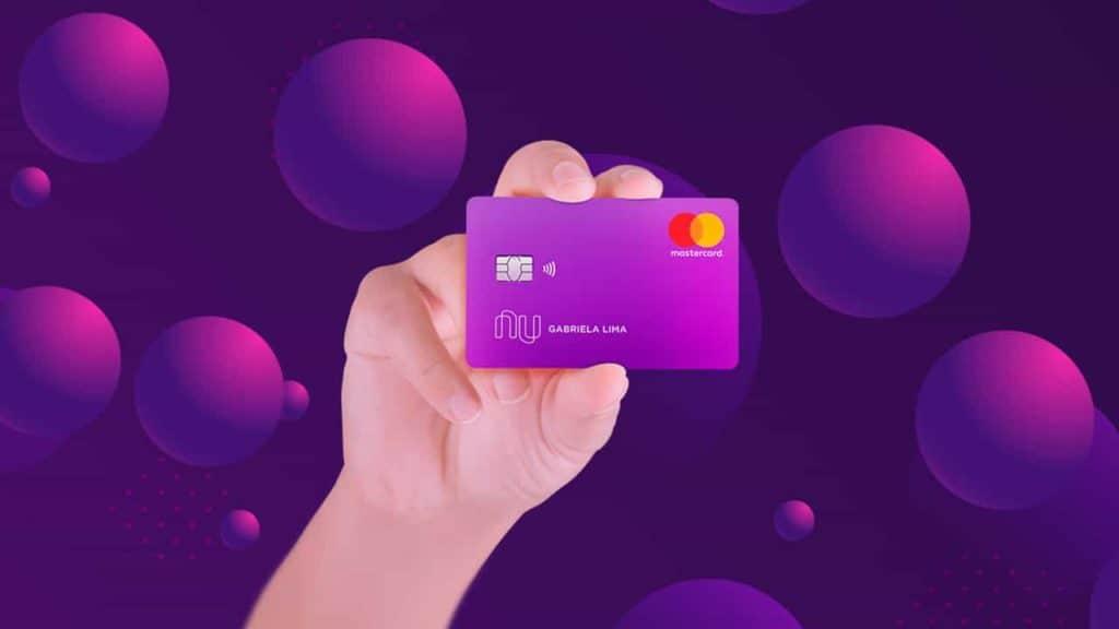 Nubank - melhores cartões sem anuidade que devolvem dinheiro