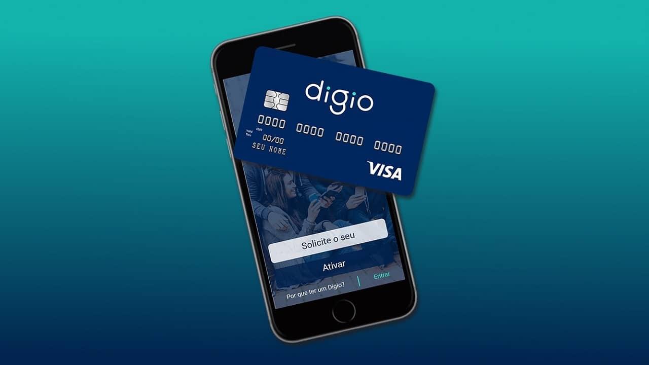 Digio sai na frente do Nubank e lança parceria com a Livelo (1 ponto por Real gasto)