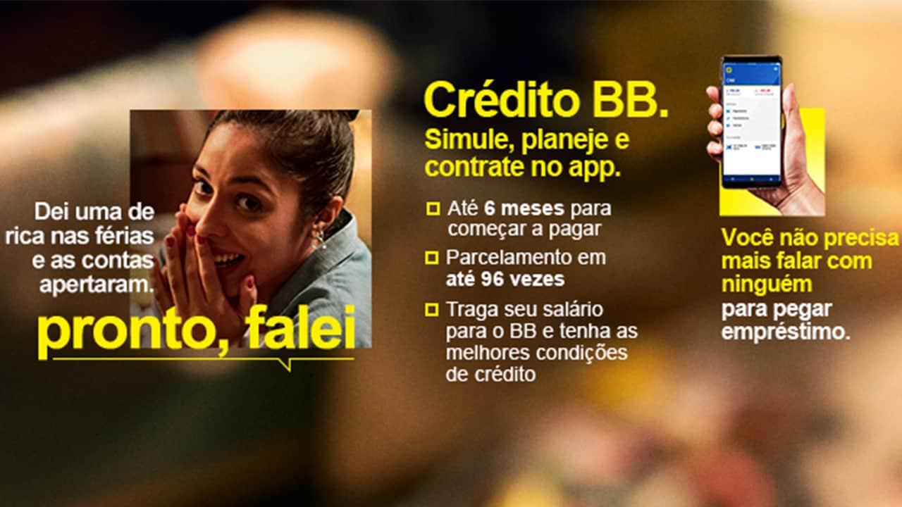 Empréstimo do BB