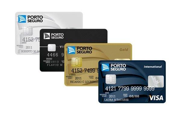 Cartões de crédito sem anuidade que liberam cartão adicional - Porto Seguro