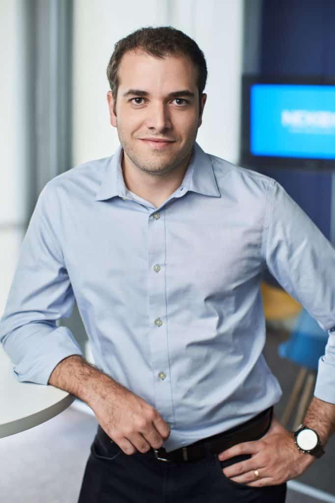 Co-fundador e CEO da Nexoos - Daniel Gomes