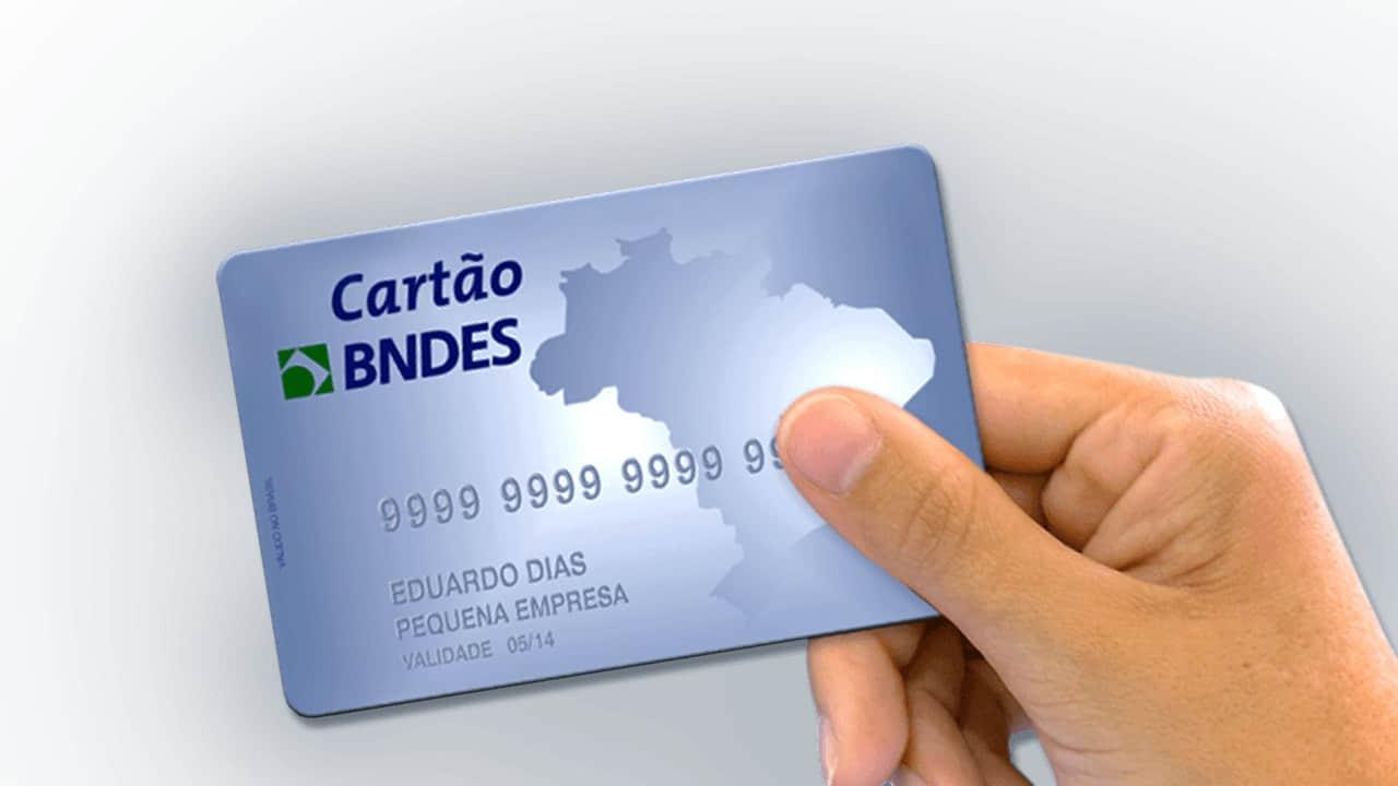 Como solicitar o Cartão BNDES com limite de crédito de até R$ 1 milhão?