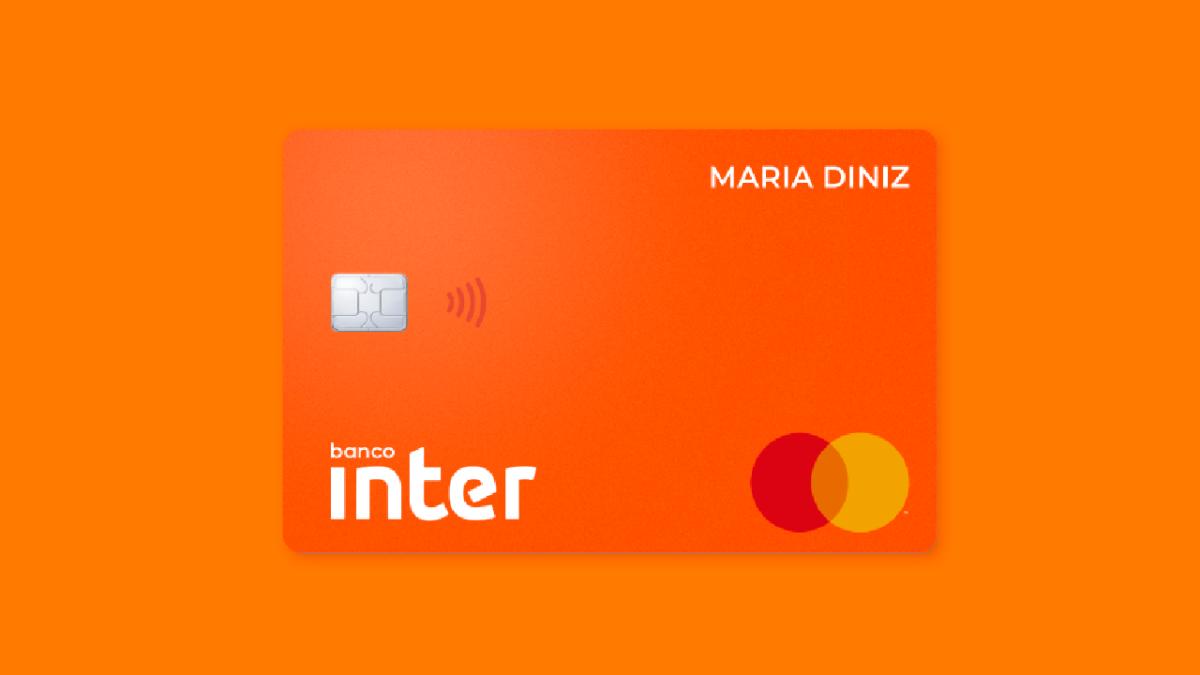 Você sabia que o Banco Inter oferece cartão de crédito para quem tem nome sujo no SPC e Serasa?
