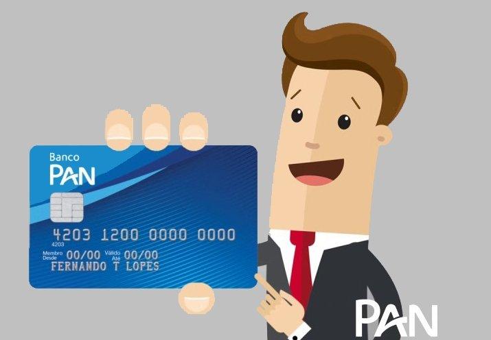 cartão de crédito sem anuidade banco pan sem consulta ao spc e serasa