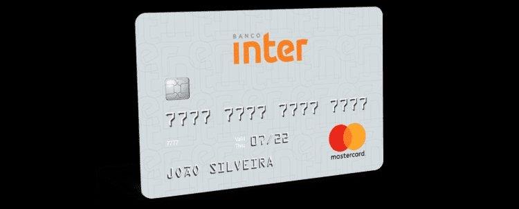 Cartão de crédito para negativado banco inter para cpf sujo