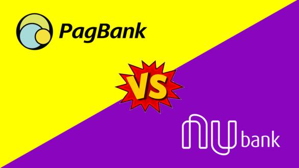 PagBank ou Nubank: Qual a melhor conta digital com rendimento de CDI