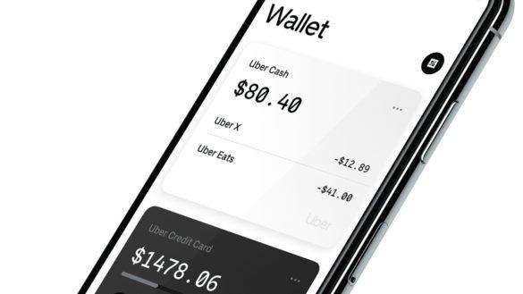 Uber lança conta digital
