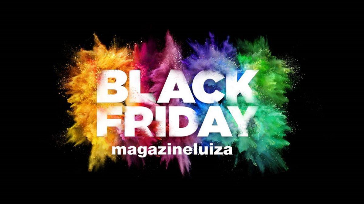 Será que a Magazine Luiza está sorteando centenas de TVs de 50 polegadas na Black Friday?
