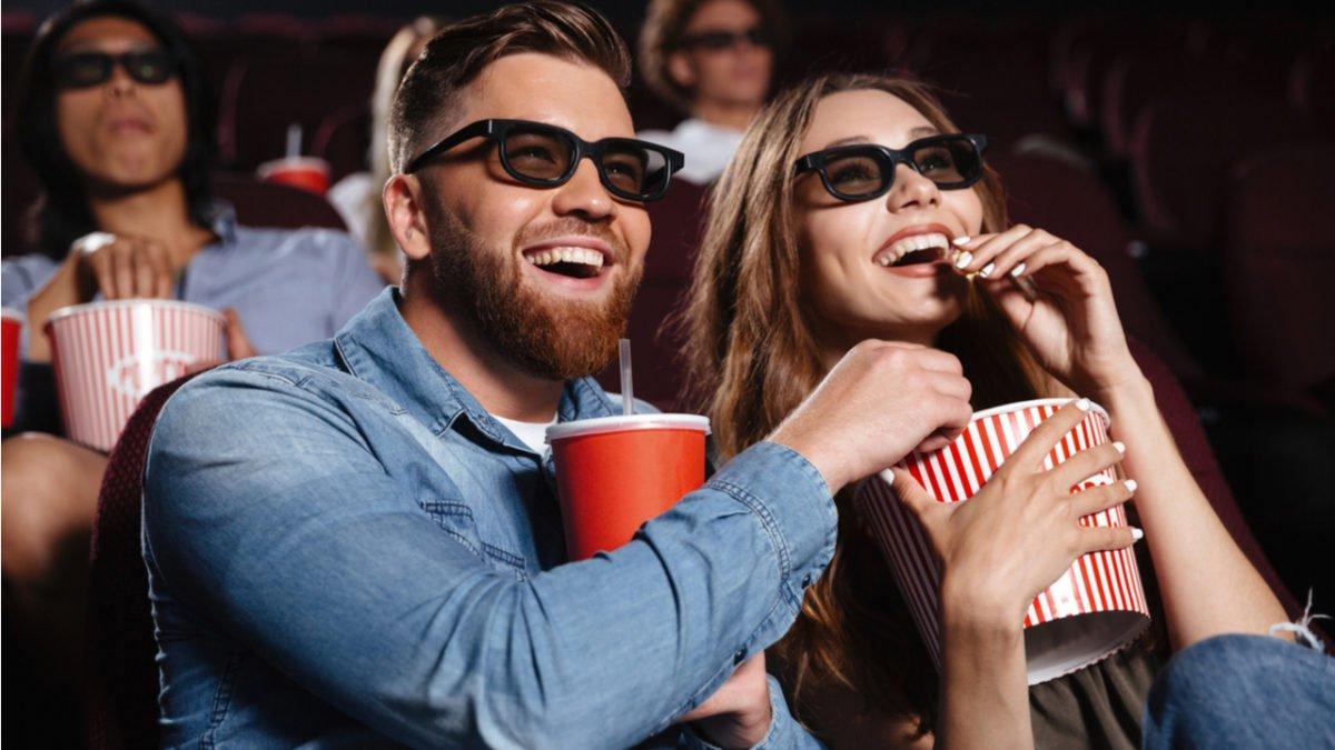 Black Friday do Cinemark: descontos, ingressos por R$ 5 e pipoca em dobro!