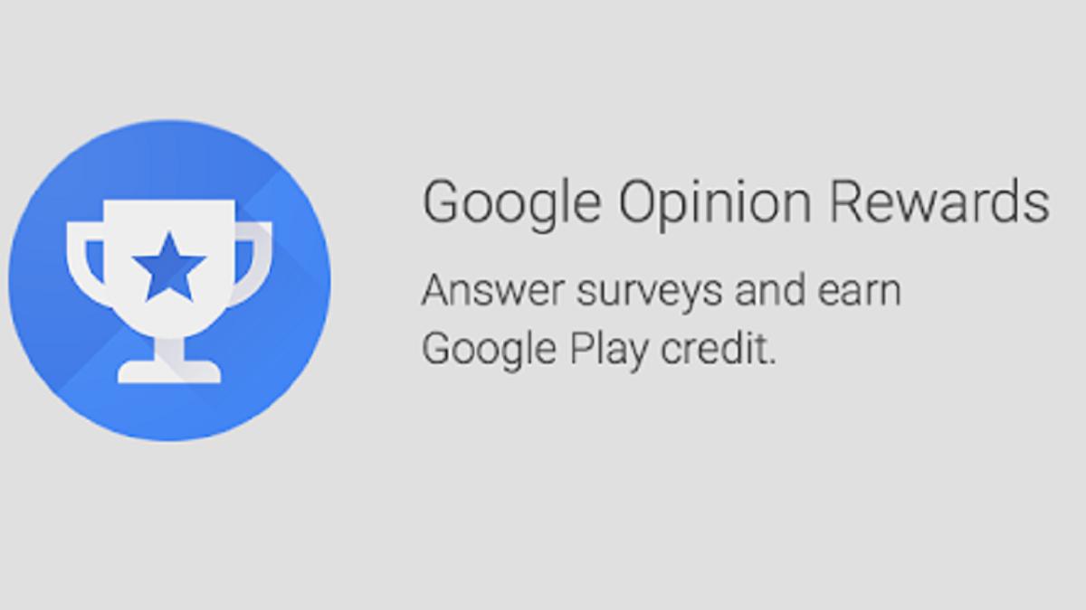 Google Opinion Rewards: ganhe dinheiro respondendo pesquisas