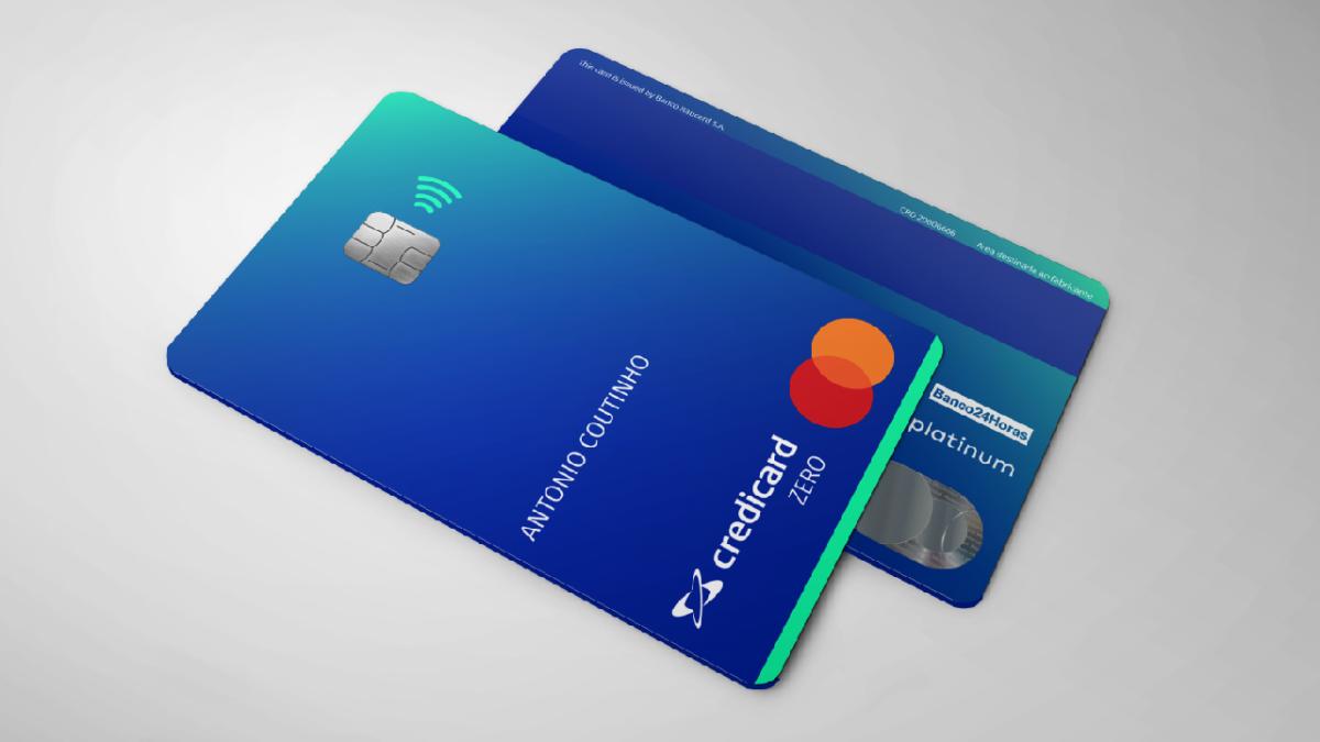 Credicard ZERO lança cartão com novo design e tecnologia NFC