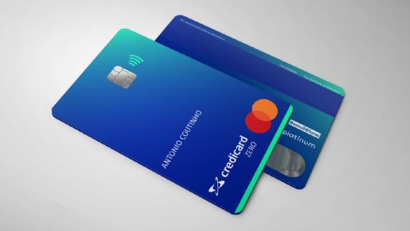 Credicard ZERO lança cartão