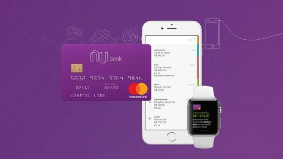 Nubank aprova cartão