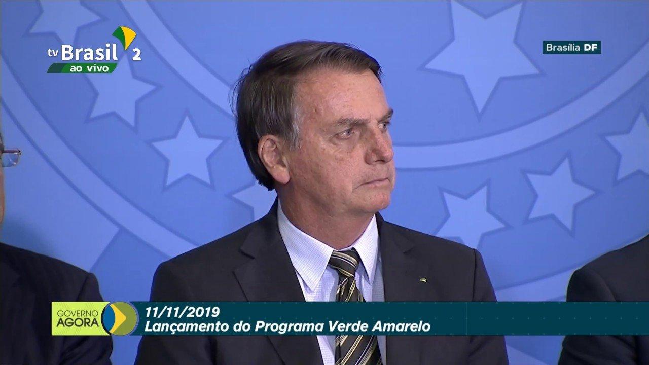 Programa Verde e Amarelo pode ser o Bolsa Família de Bolsonaro empregos