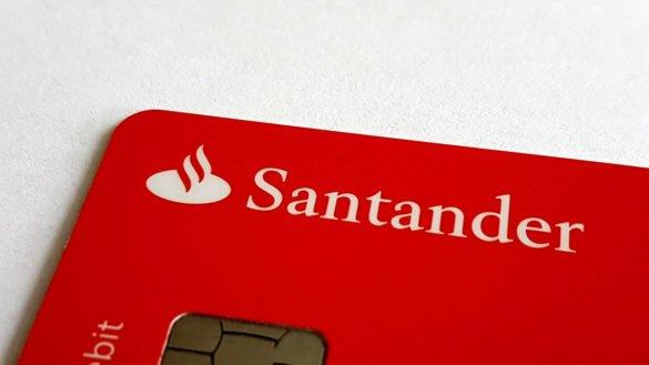 cartão de crédito do Santander