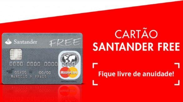 aumentar o limite no Santander Free