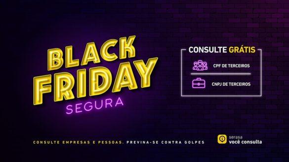 Consulte grátis CPF e CNPJ no Serasa Você Consulta nesta Black Friday