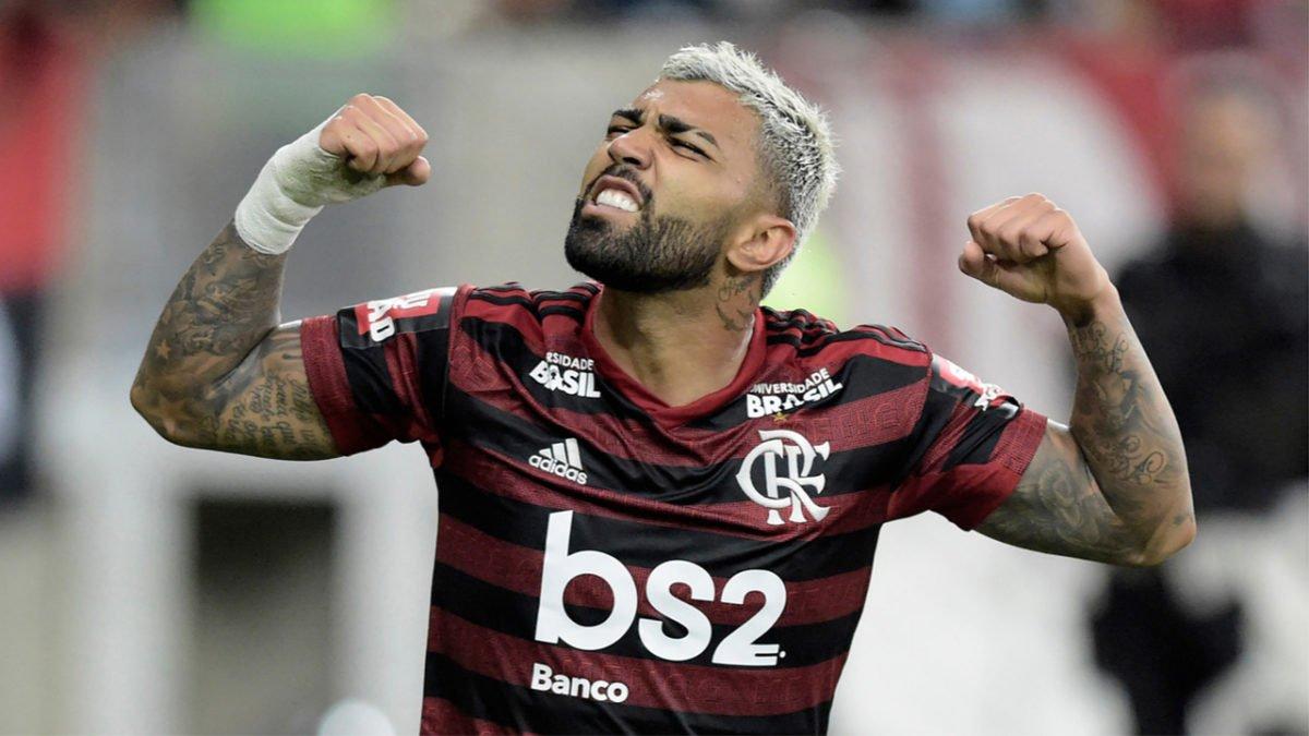 Flamengo campeão da Libertadores e Banco BS2 Flamengo vai sortear 150 camisas