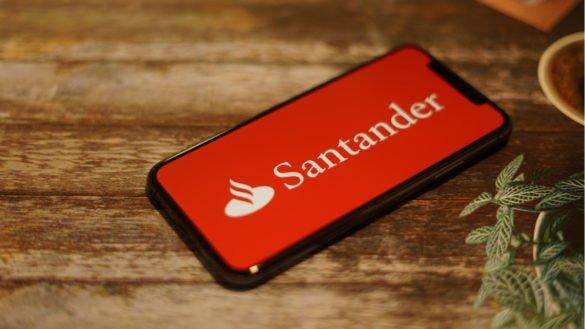 crédito e limites no Santander
