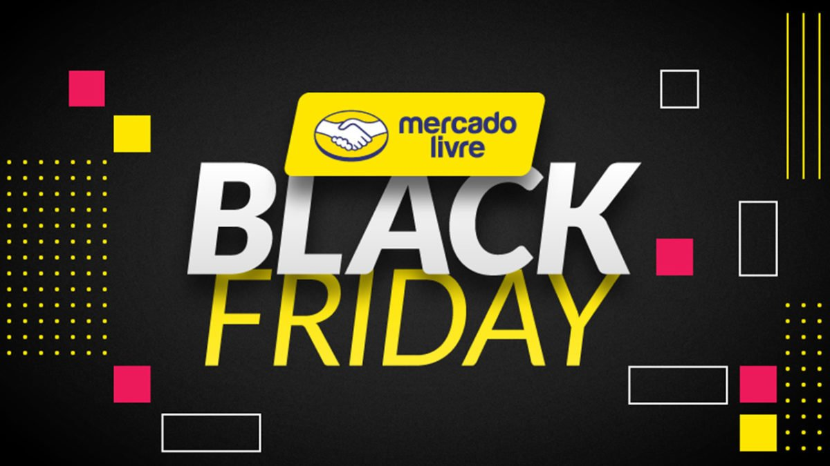 Black Friday: Mercado Livre oferece promoção em todo o mês de novembro