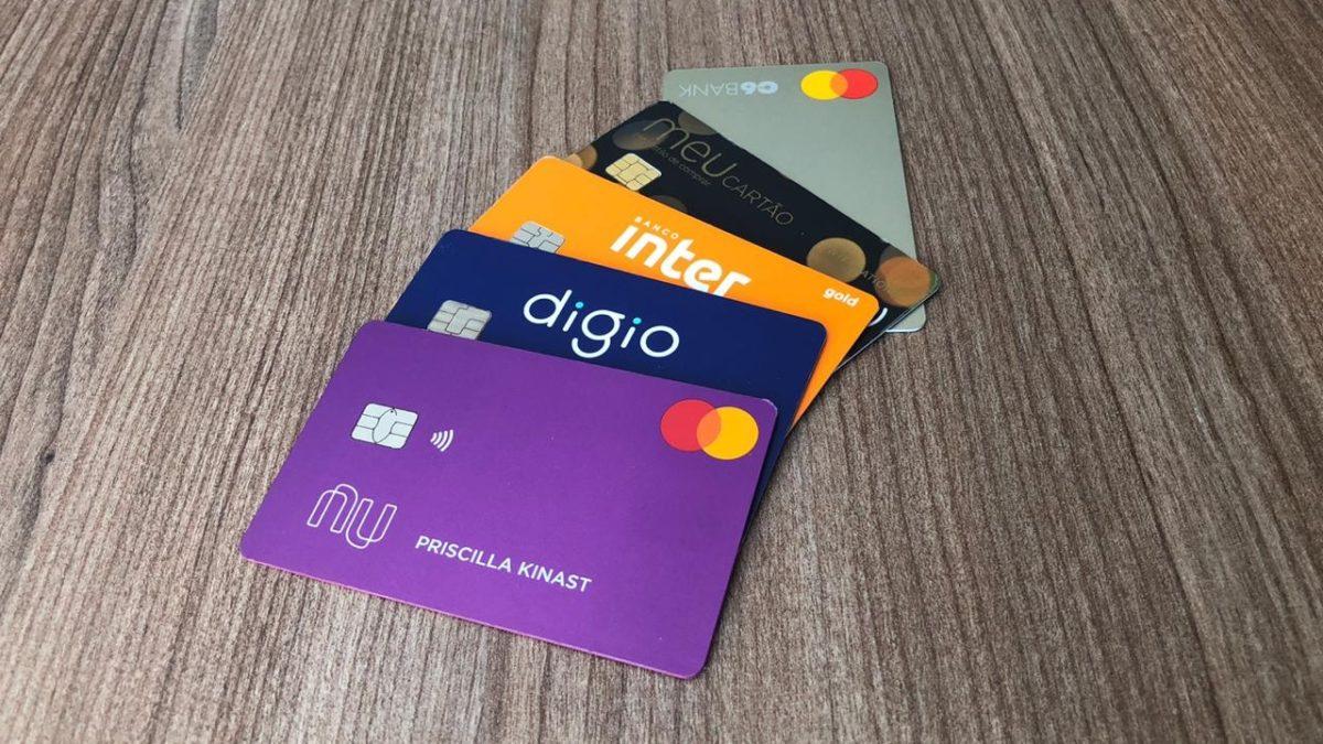 Os 10 melhores cartões de crédito sem anuidade para 2020